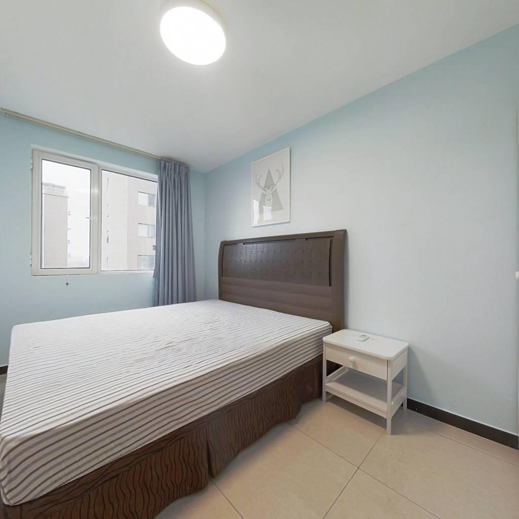 整租·金隅瑞和园 1室1厅 南卧室图