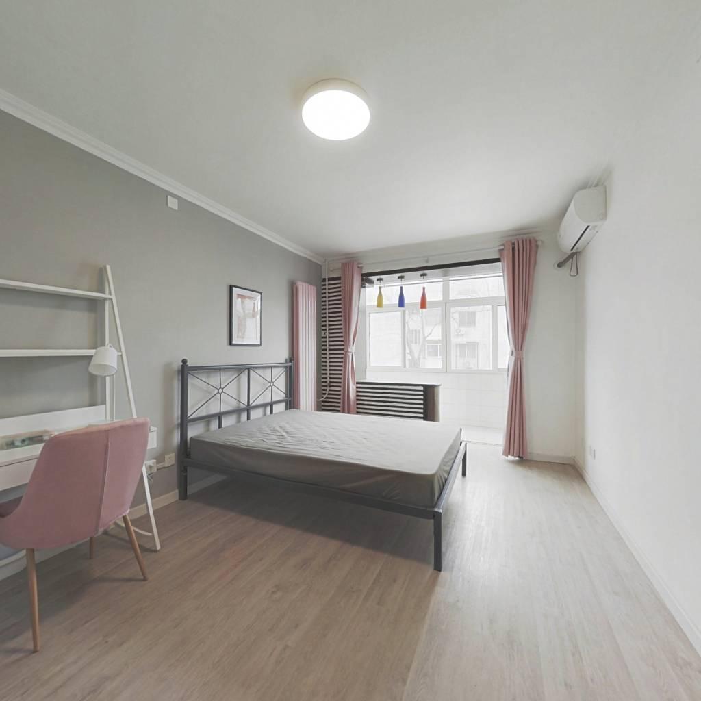 合租·交大宜园 3室1厅 南卧室图