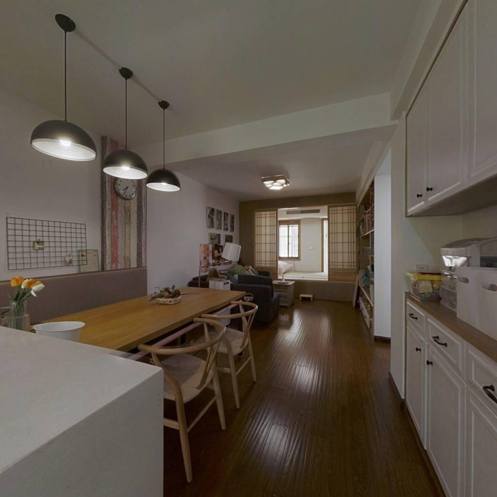 此房满二年 楼层好采光好.小区环境绿化很好
