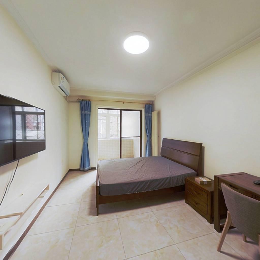 整租·红庙北里 2室1厅 南北卧室图
