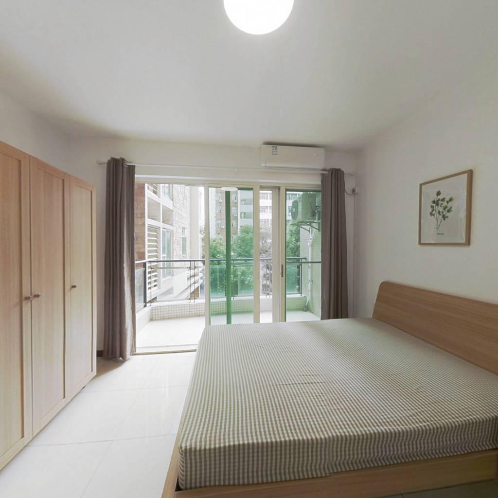 合租·黄埔花园 3室1厅 南卧室图