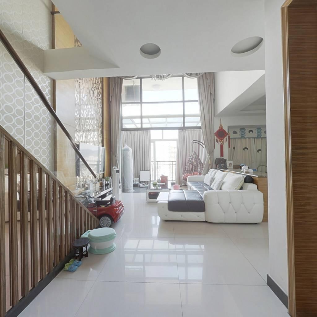 改造格局好,楼层好,视野宽阔,采光充足,双露台