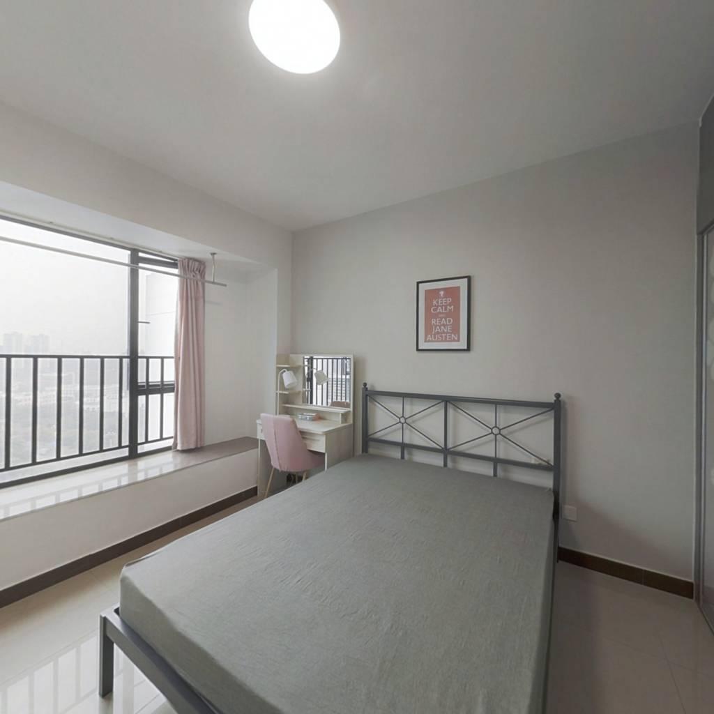 合租·万科新里程 4室1厅 南卧室图