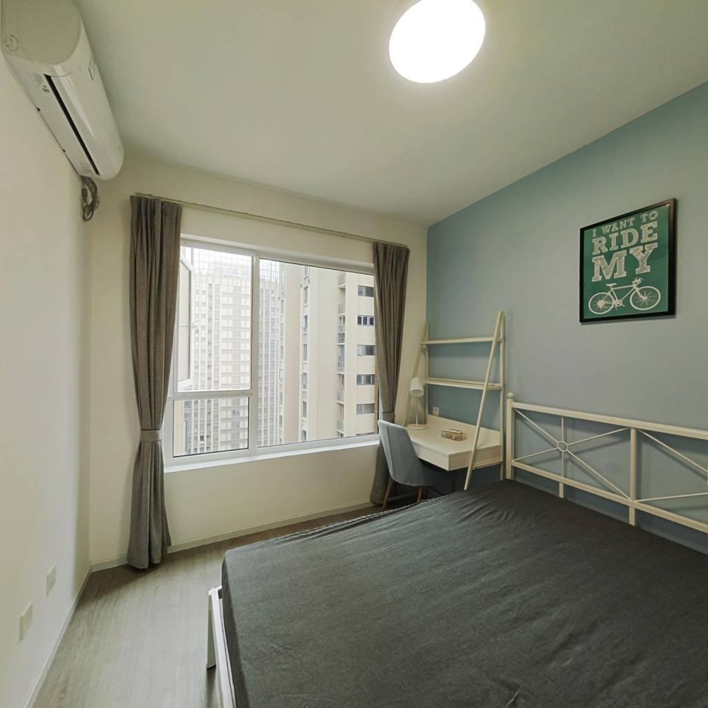 合租·理想城 4室1厅 西卧室图