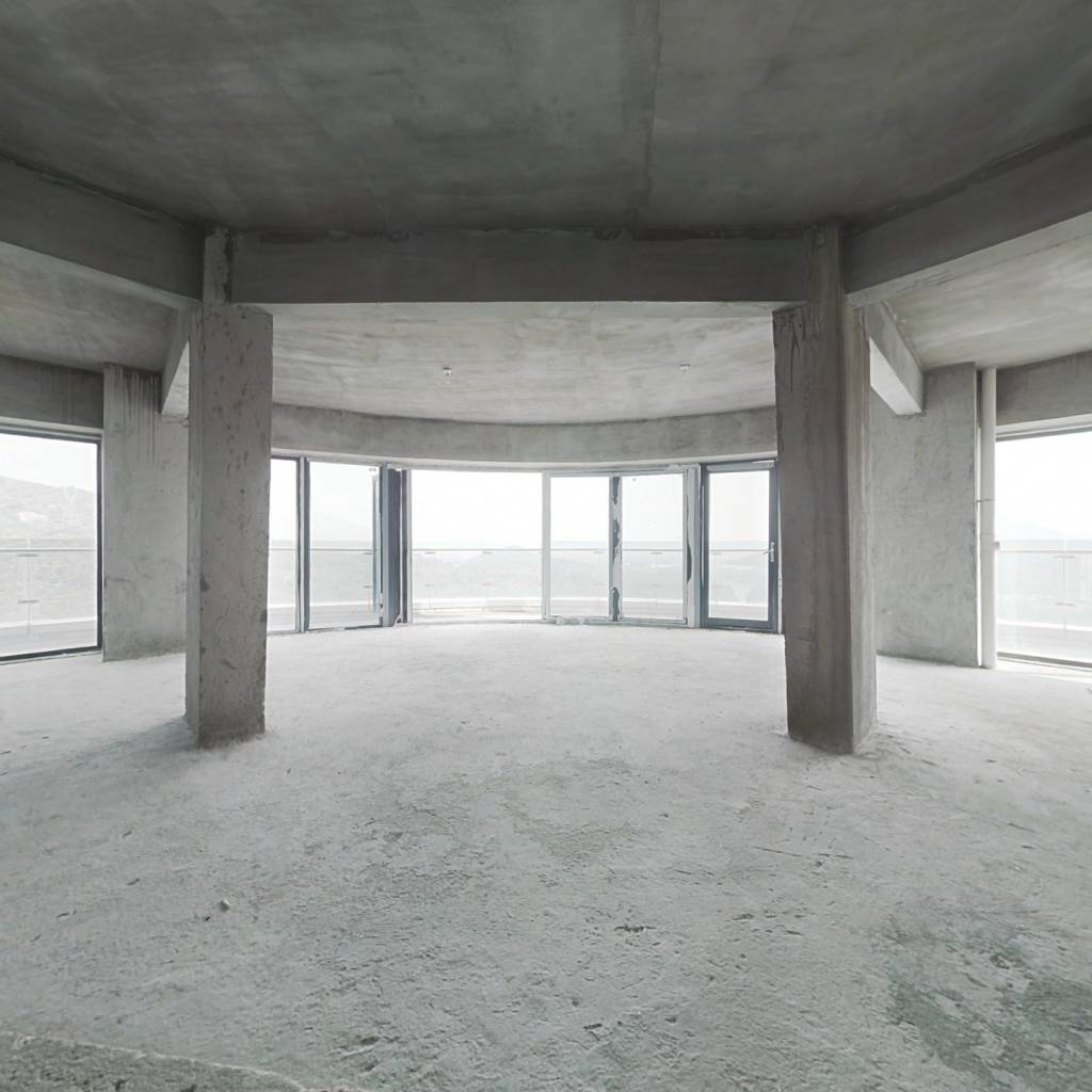 PURE33璞岸 户型方正实用 顶层复式 山海景观 看房方便