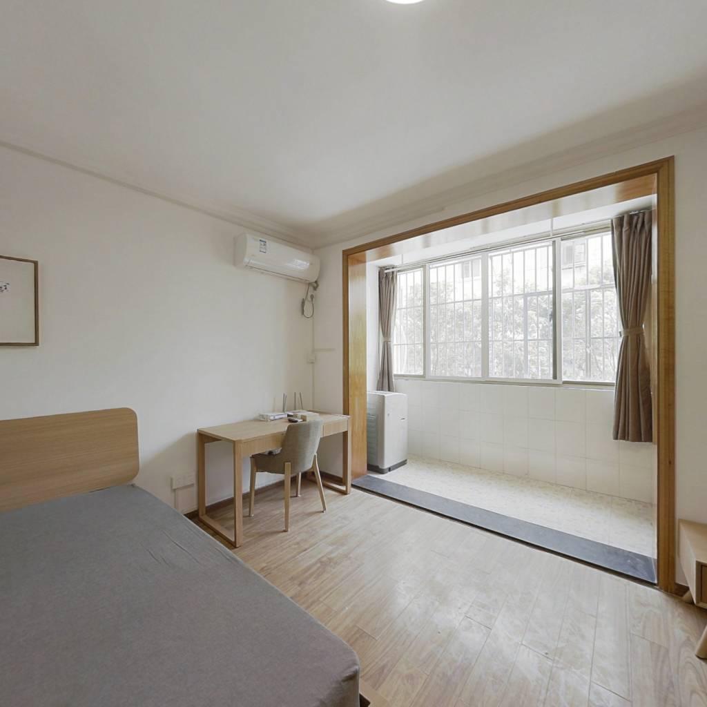 整租·星苑小区 1室1厅 南卧室图