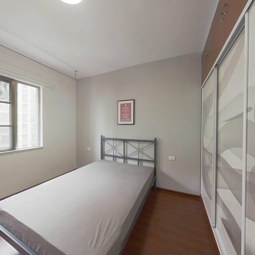 合租·南国明珠二期 3室1厅 南卧室图