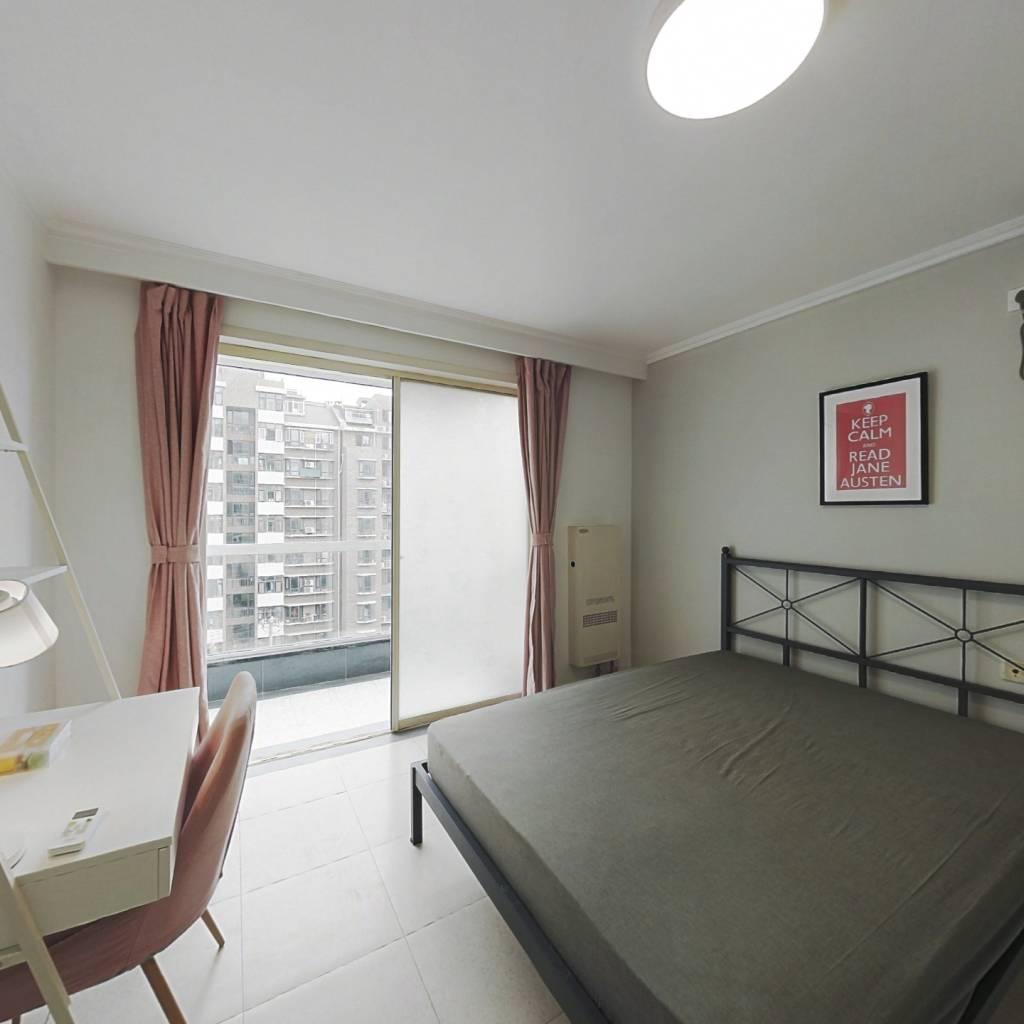 合租·星河城东区 3室1厅 南卧室图