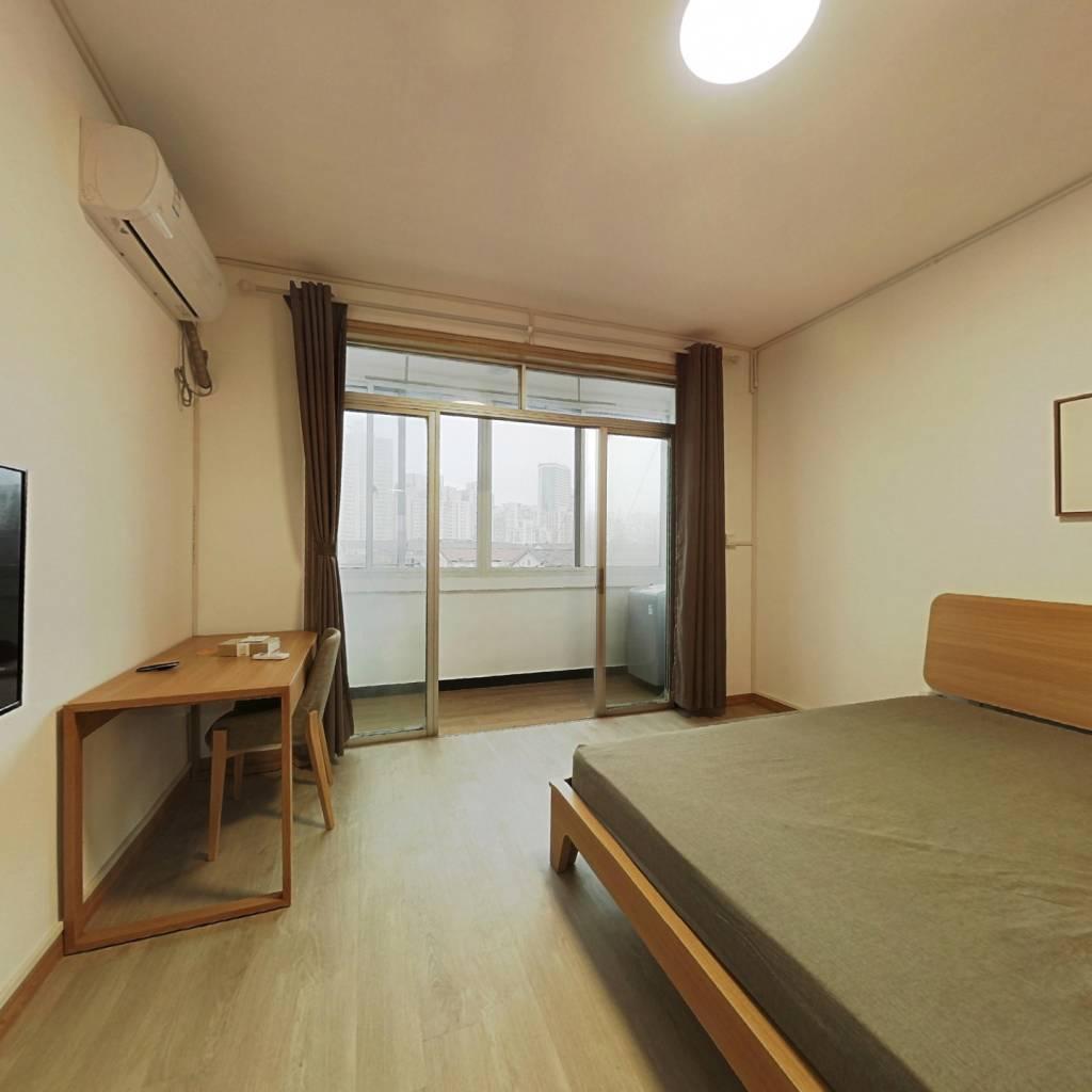 整租·抚顺路250弄 2室1厅 南北卧室图