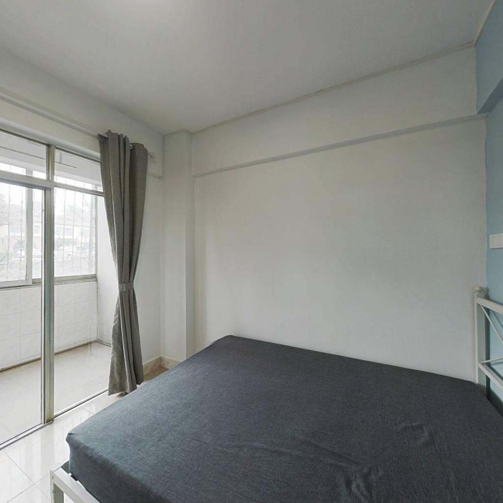 合租·祥景花园 3室1厅 南卧室图