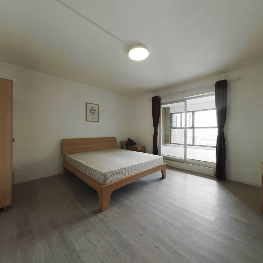 合租·长城半岛城邦三期 5室1厅 西南卧室图