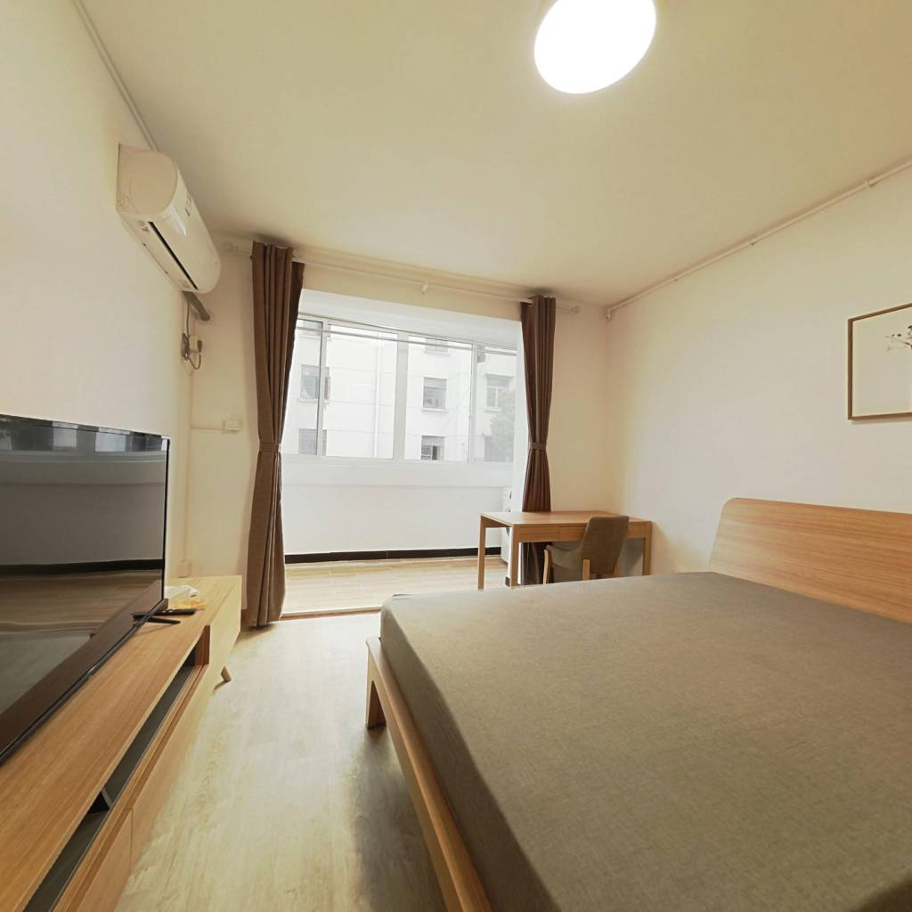 整租·凤庆小区 1室1厅 南卧室图