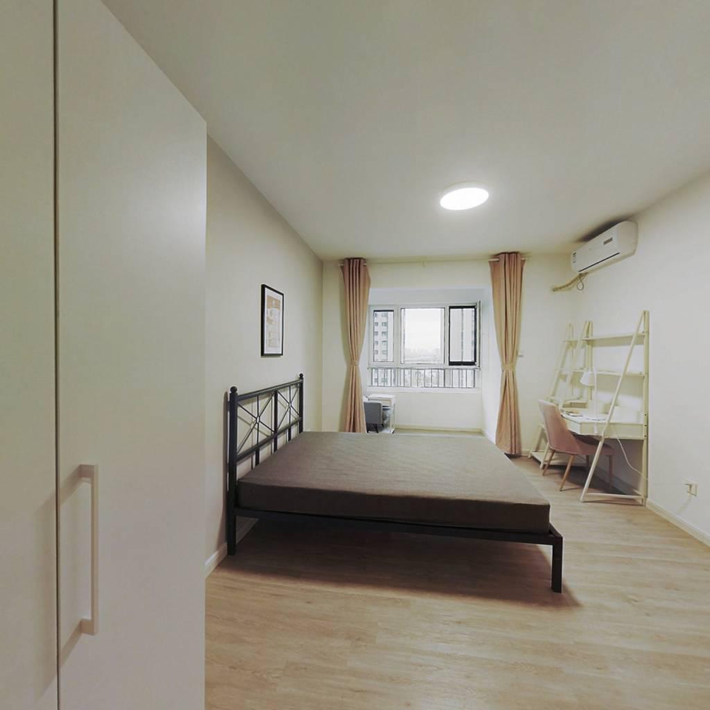 合租·路劲太阳城皓阳园 4室1厅 南卧室图
