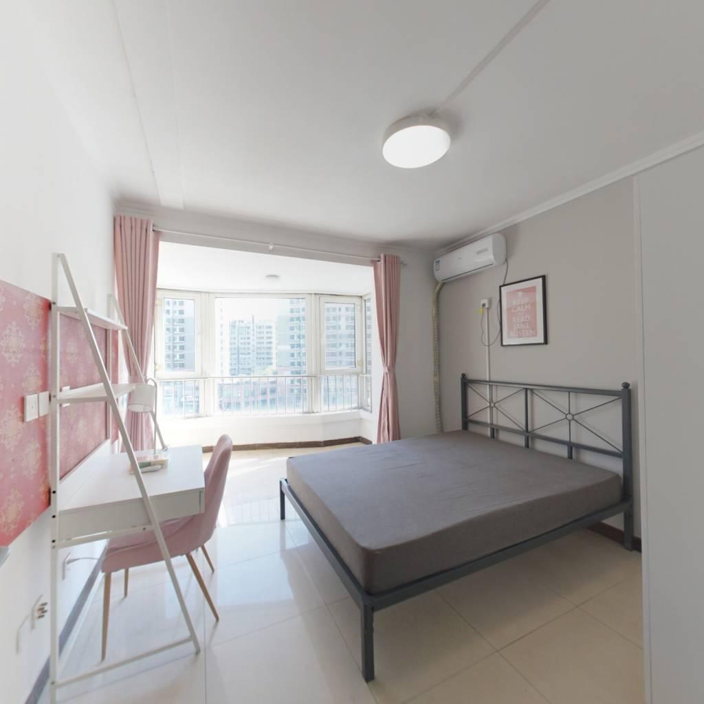 合租·国美第一城2号院 4室1厅 南卧室图