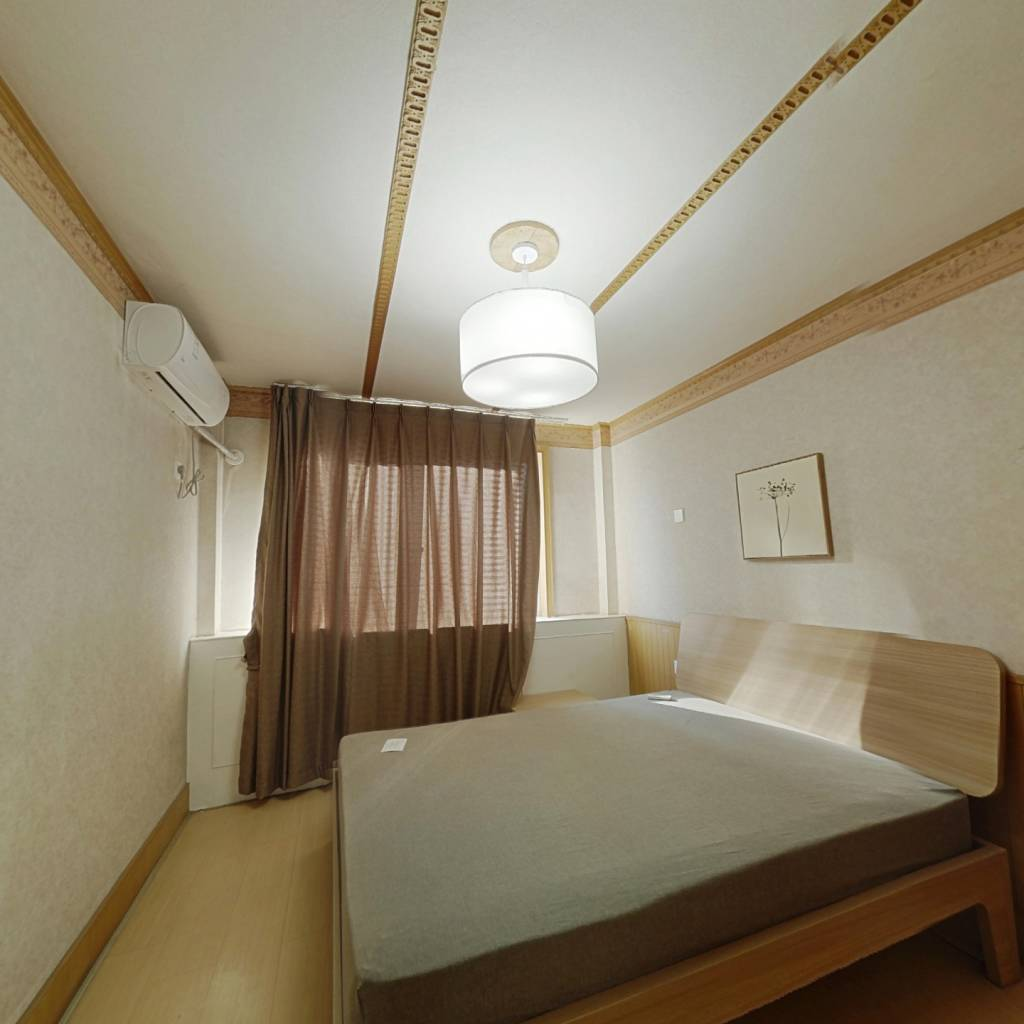 整租·利泽西园 2室1厅 南卧室图