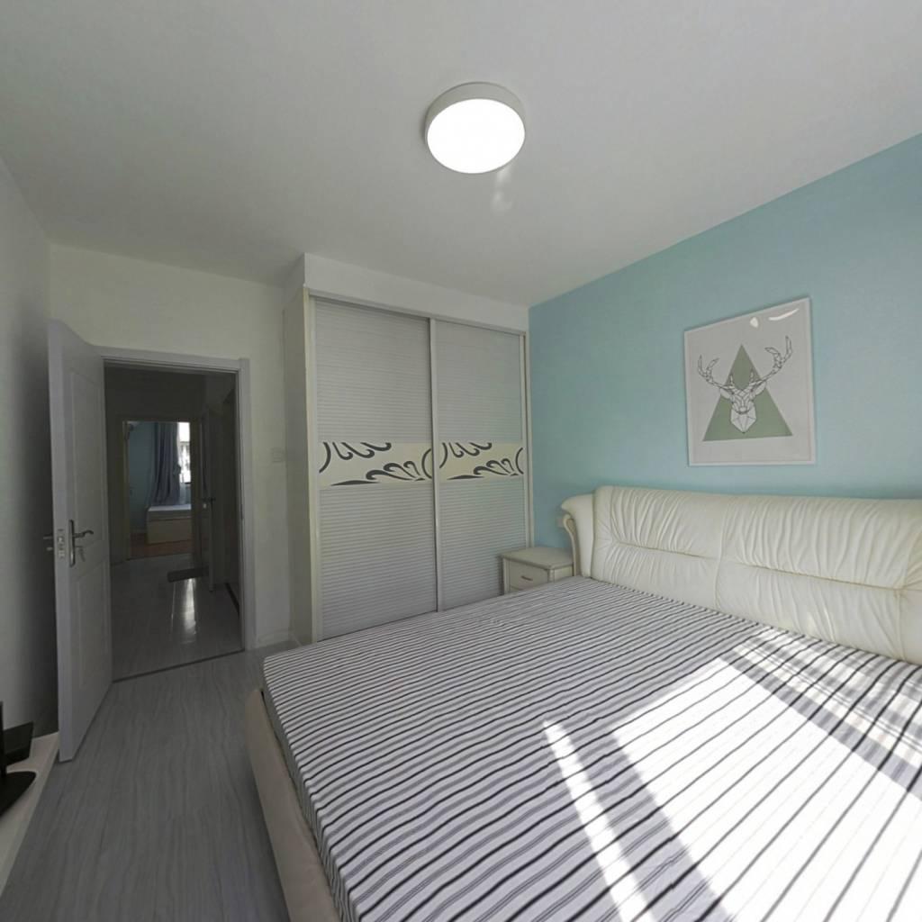 整租·北苑二村 2室1厅 南北卧室图