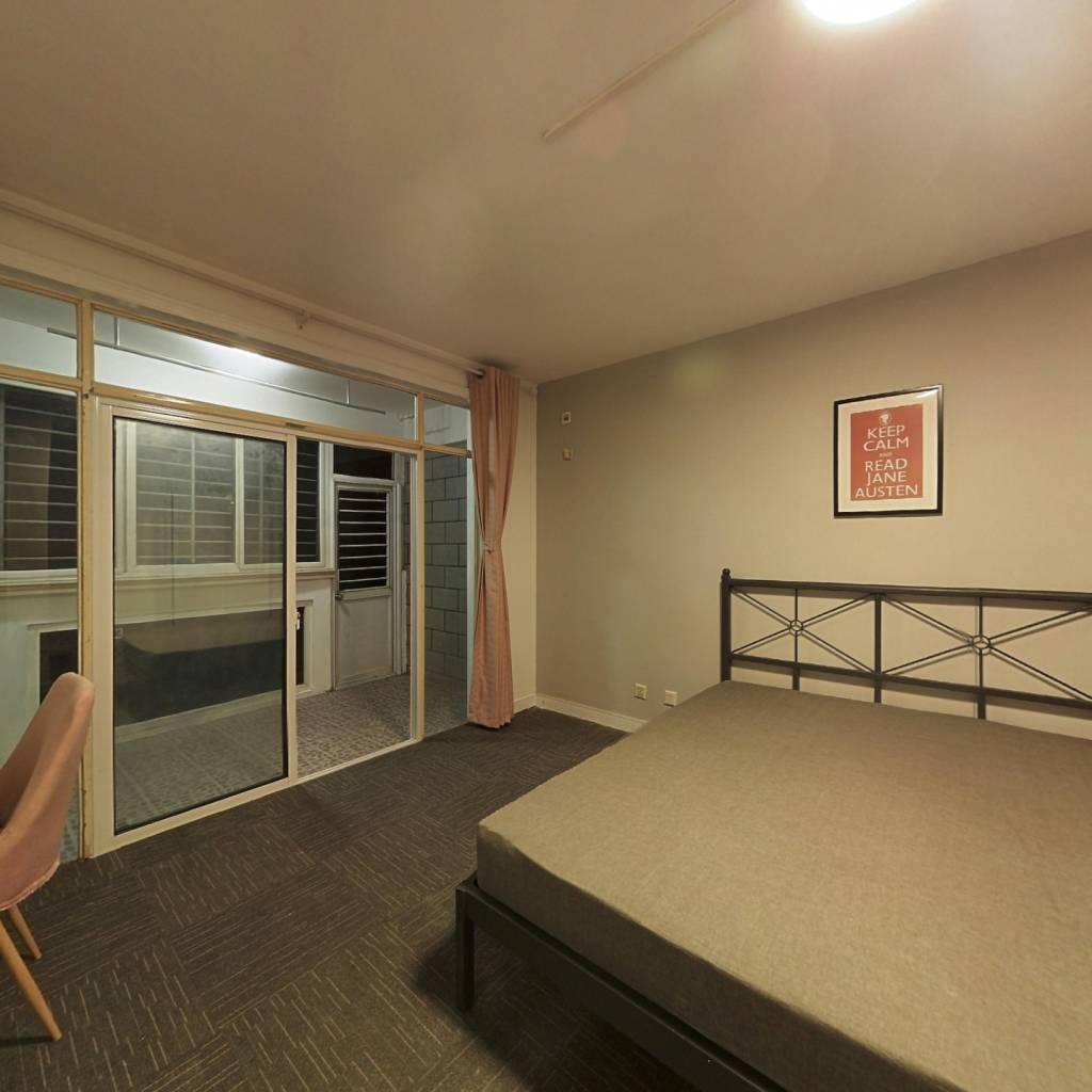合租·汇元坊 3室1厅 南卧室图