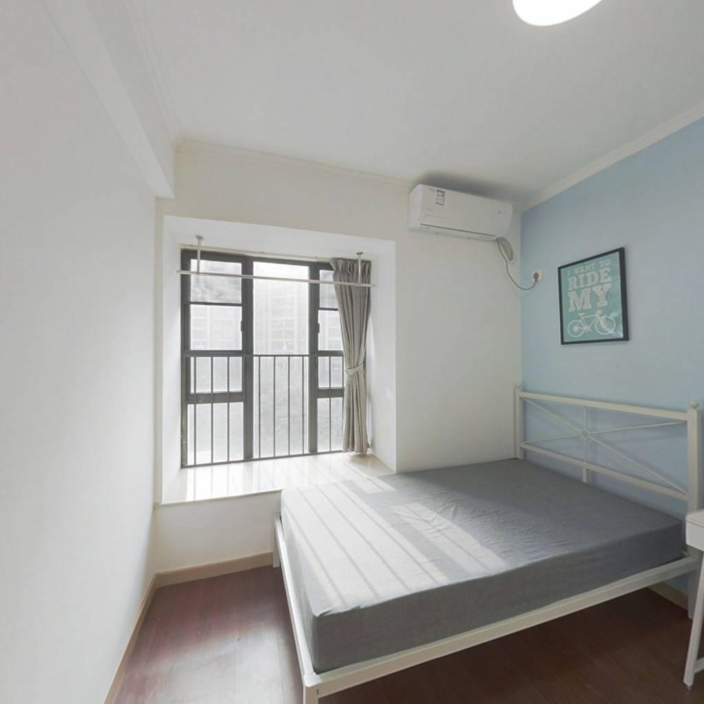 合租·中海金沙馨园二期 4室1厅 南卧室图