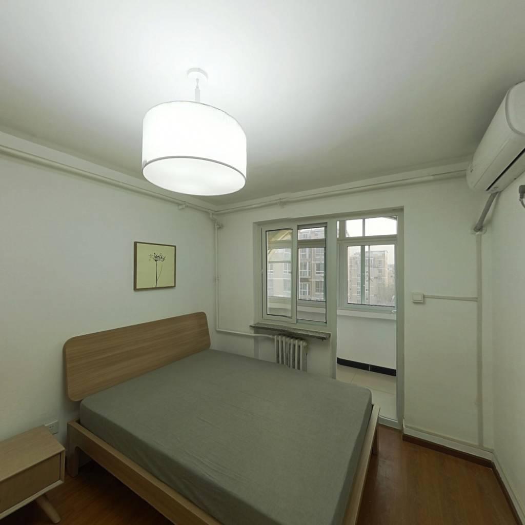 整租·同興園 2室1廳 南臥室圖