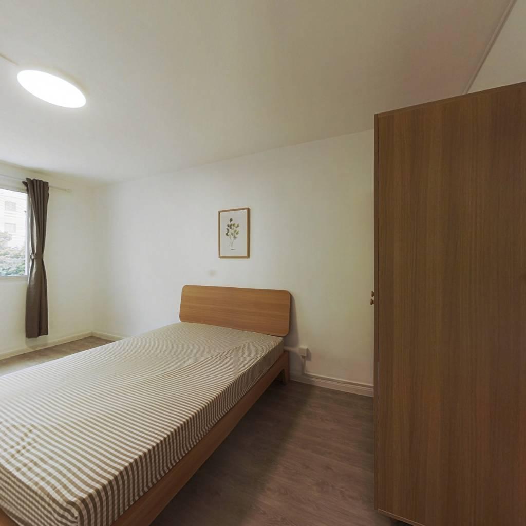 合租·市光四村 3室1厅 南卧室图