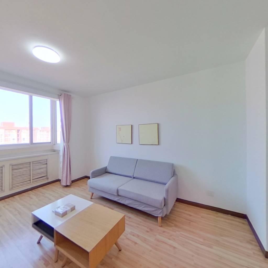 整租·当代名筑 1室1厅 南卧室图