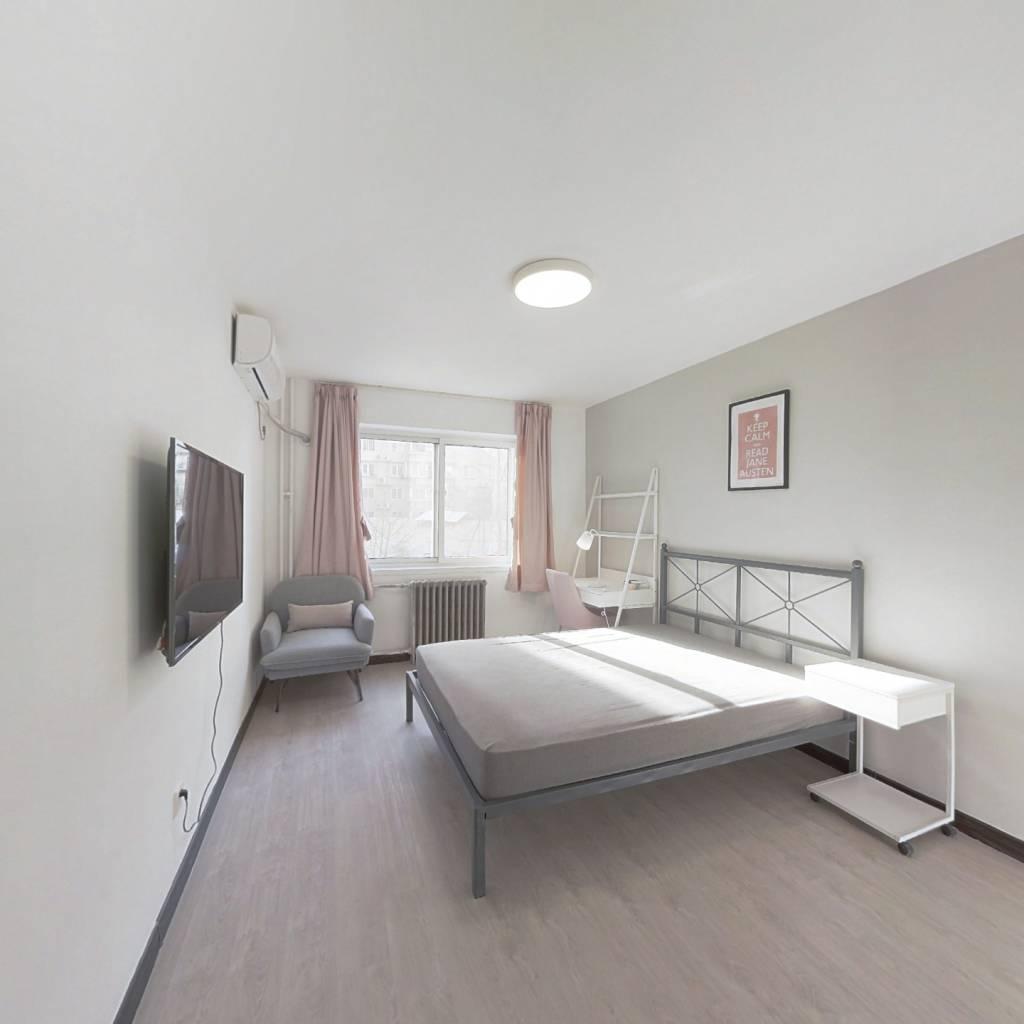 合租·东木樨园 3室1厅 西卧室图