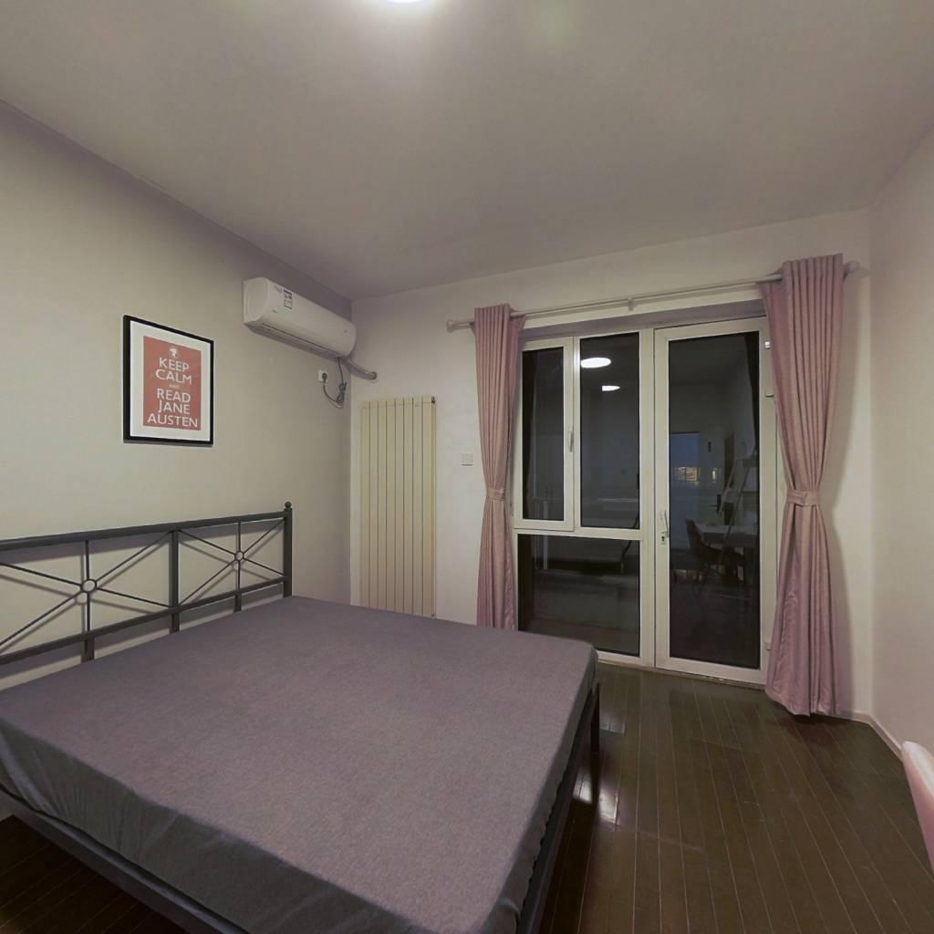 合租·阳光壹佰东园 3室1厅 东南卧室图