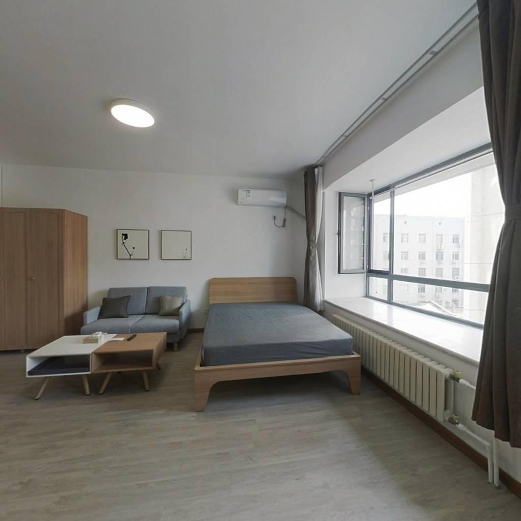 整租·凤仪园 1室1厅 西卧室图