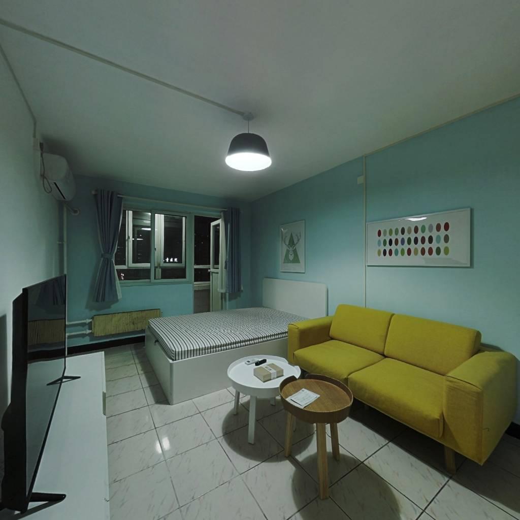 整租·广渠路 2室1厅 东卧室图