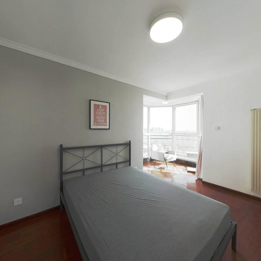 合租·瑞都国际南区 3室1厅 北卧室图
