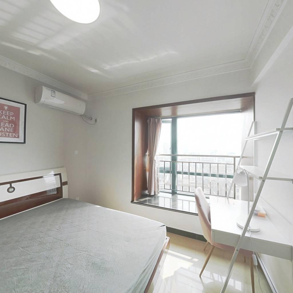 合租·东方新地 4室1厅 南卧室图