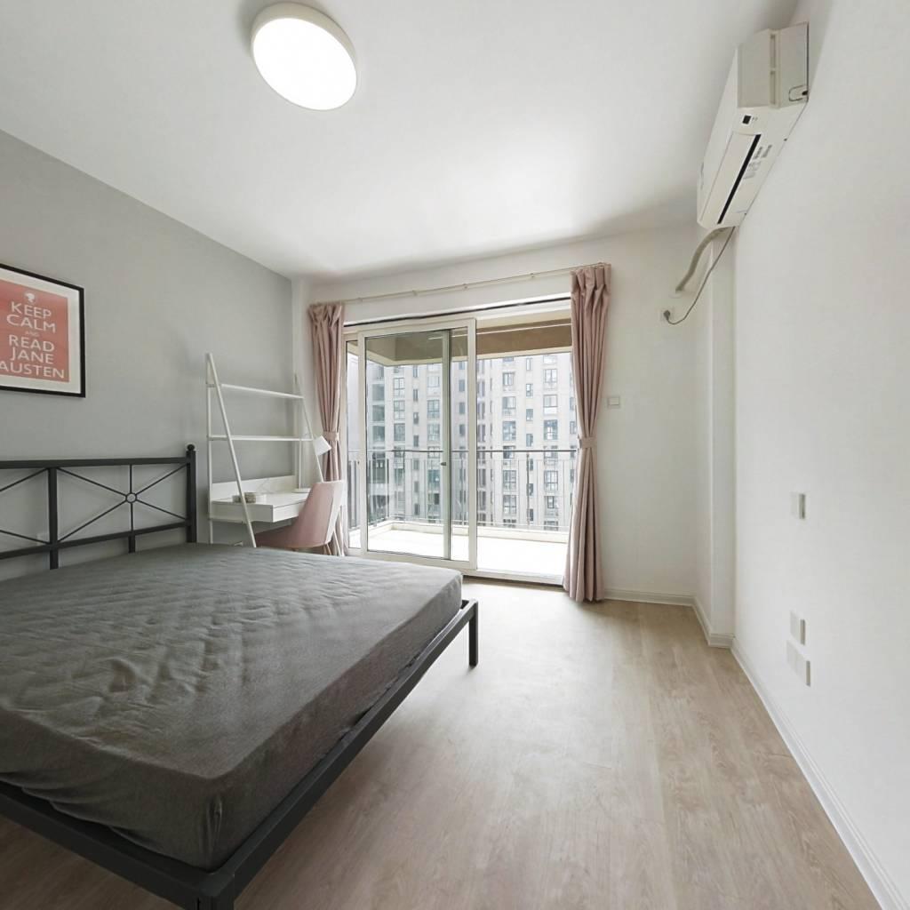 合租·坤和西溪里 4室1厅 南卧室图