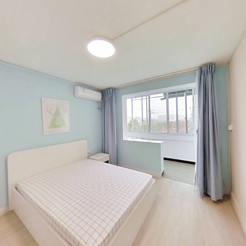 整租·凤庆小区 2室1厅 南卧室图