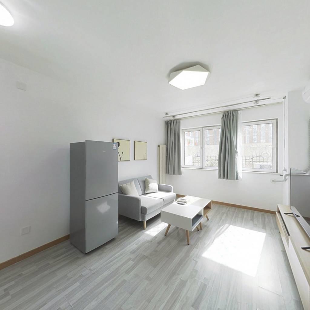 整租·CBD传奇 1室1厅 南卧室图