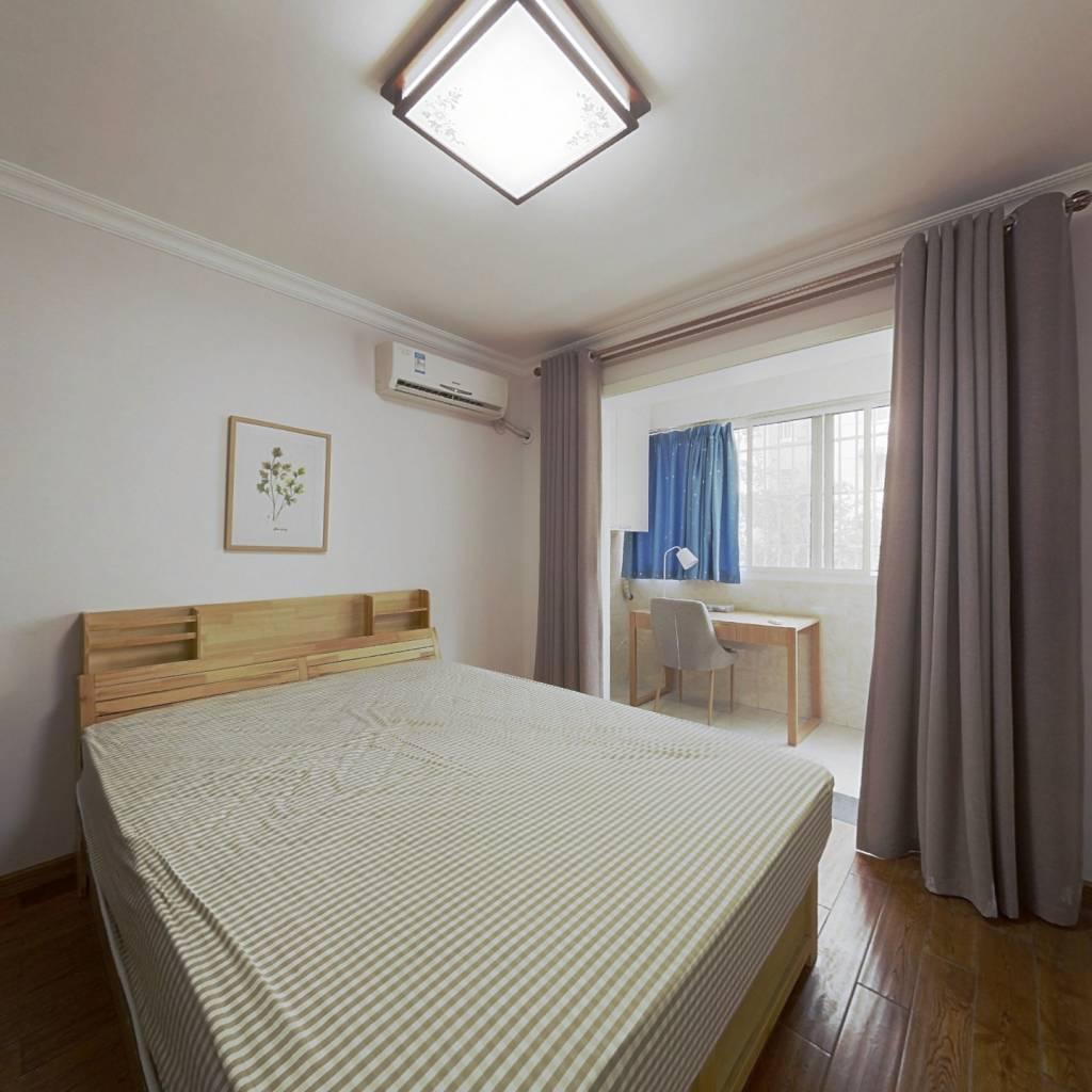 合租·芳雅苑 3室1厅 南卧室图
