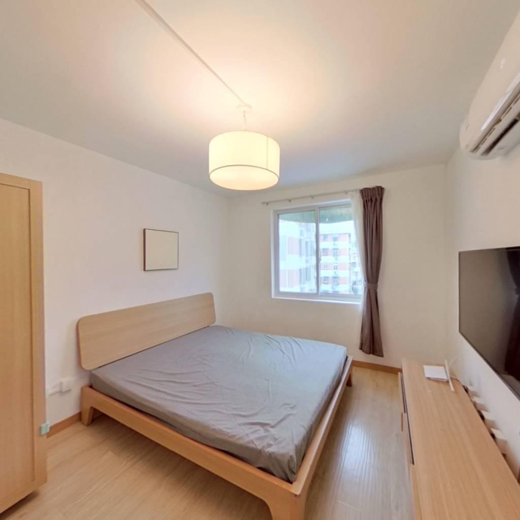整租·瑞金北村 2室1厅 南卧室图