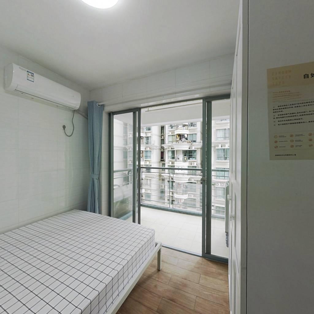 整租·春晖苑 1室1厅 北卧室图