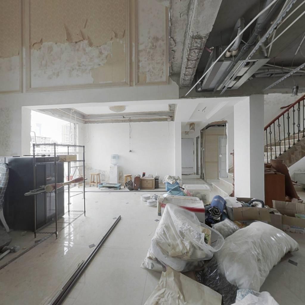 凤岭北 荣和大地 楼中楼带大平台 改善首 选 户型需缺