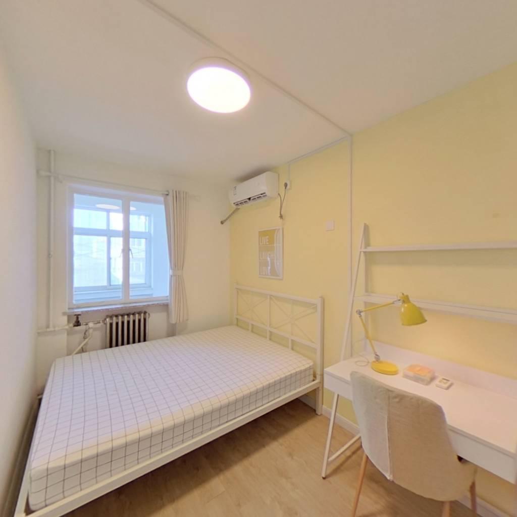 合租·东兴一区 3室1厅 南卧室图