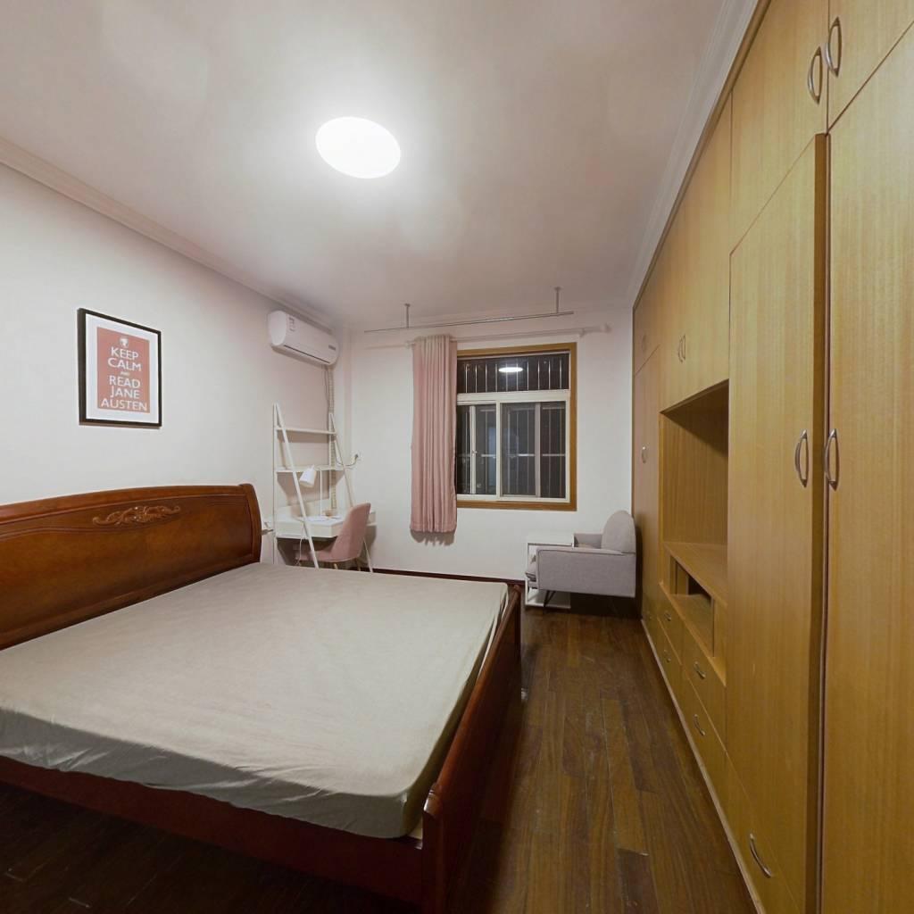 合租·安顺花园 5室1厅 南卧室图