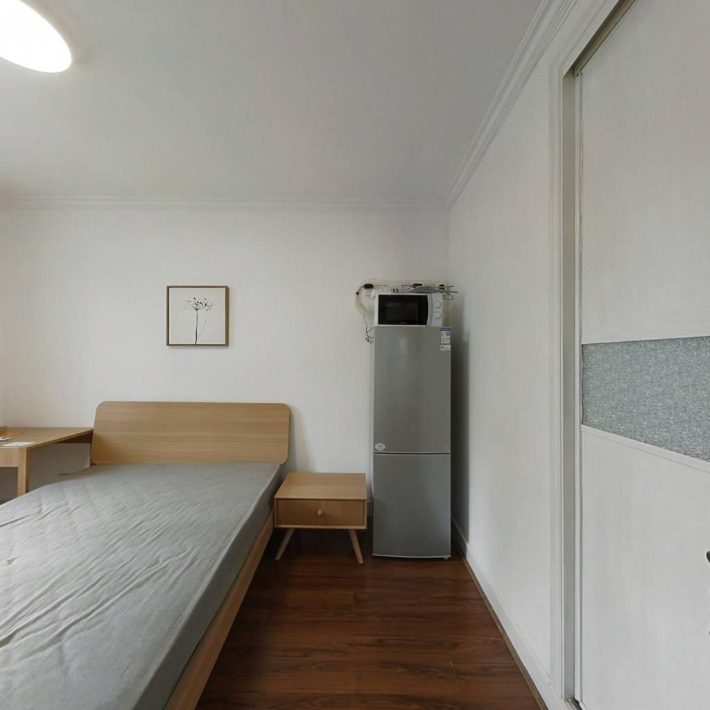 整租·建德小区 2室1厅 南卧室图