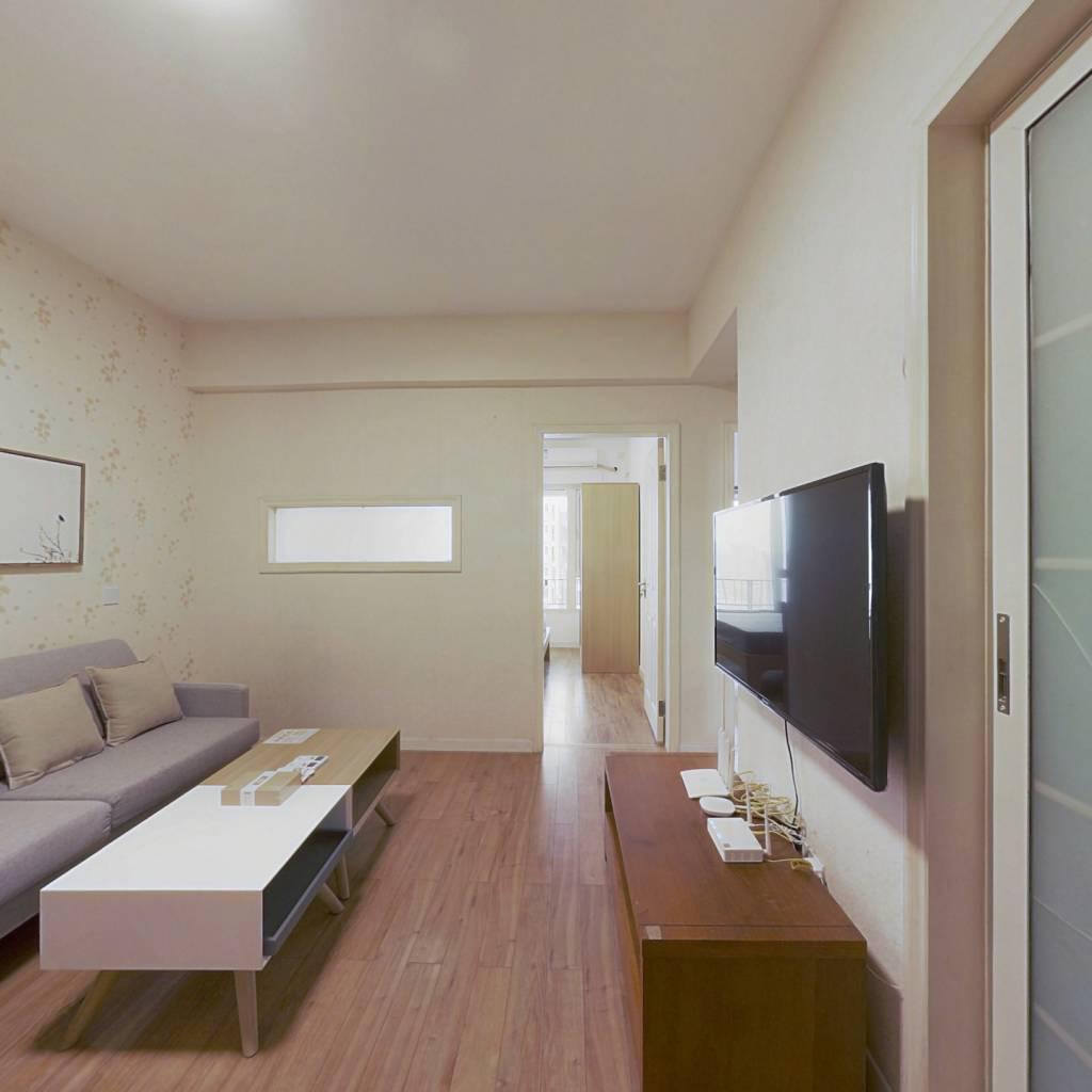 整租·星海名城五期 2室1厅 东卧室图