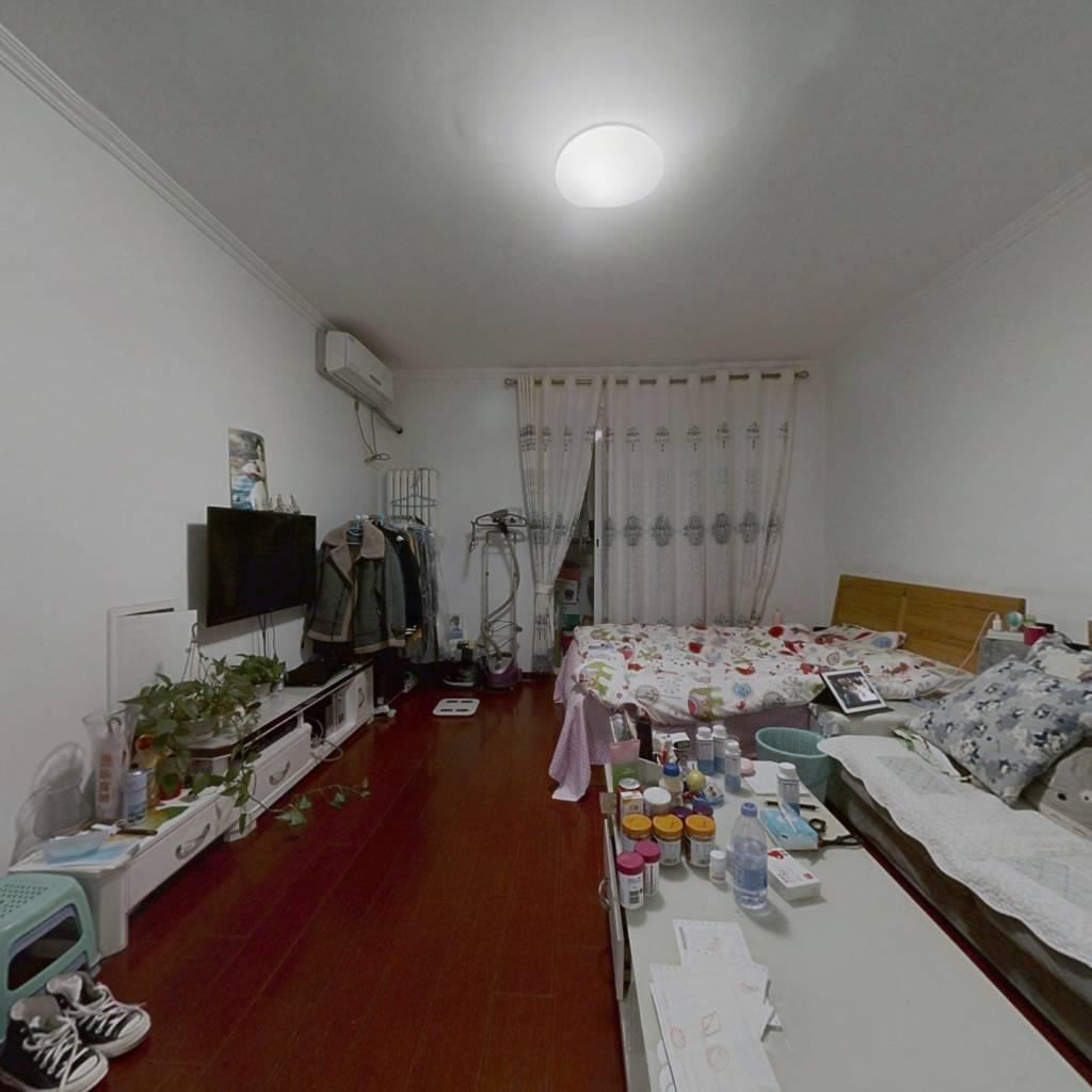 庑殿家苑C区南北通透一居室,中高楼层