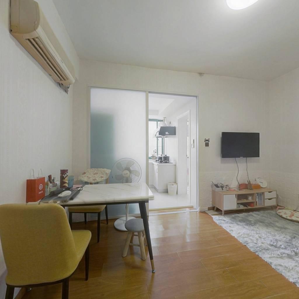 北一环一居室日式简装修,业主诚心出售,方便看房。