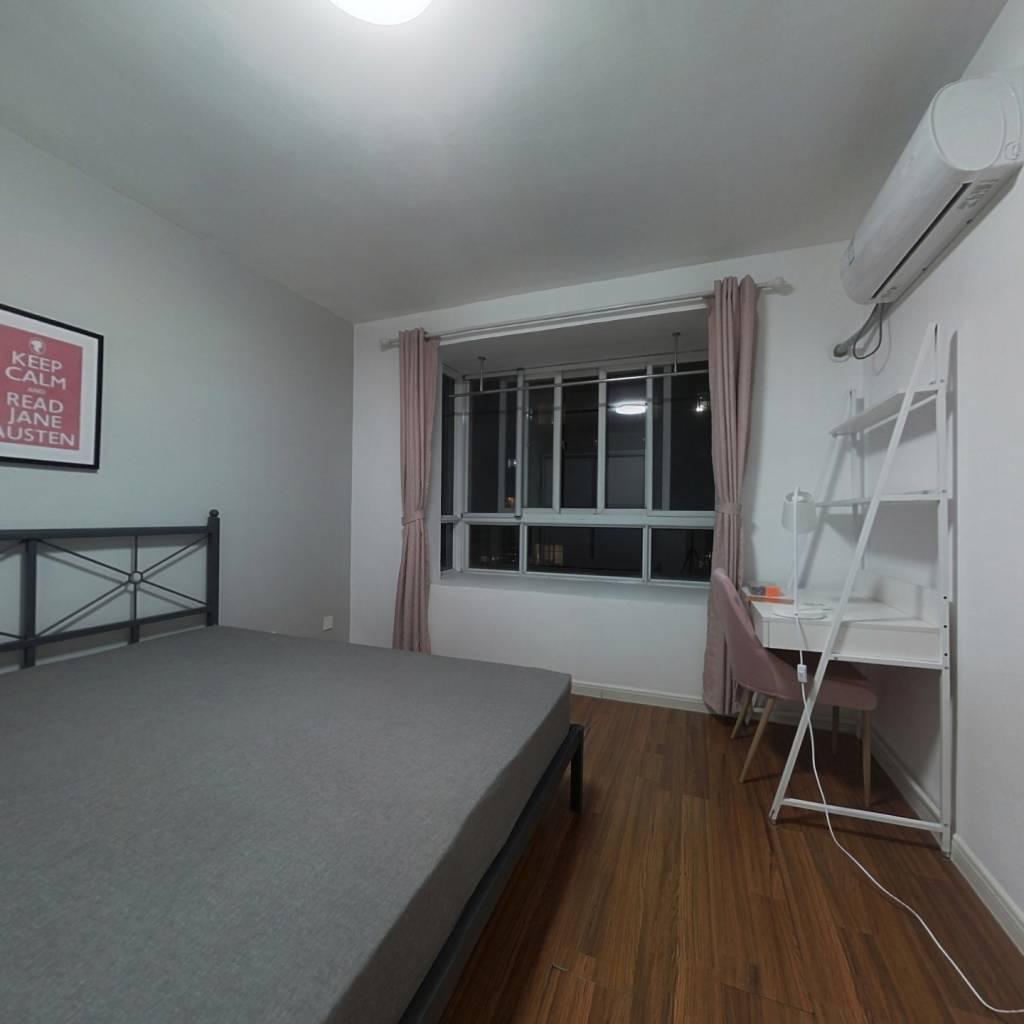 合租·沁春园三村 3室1厅 北卧室图