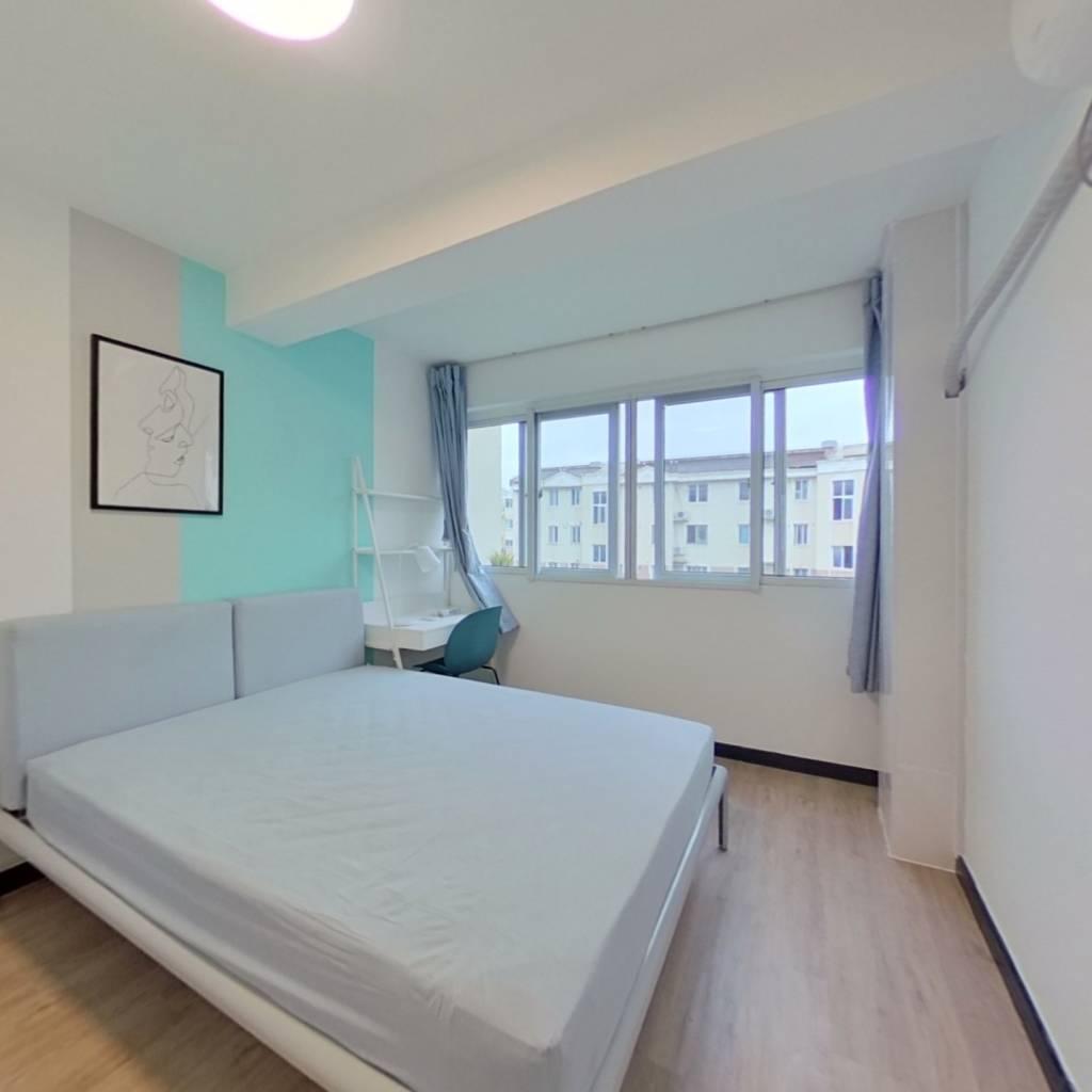 合租·新里城和合苑 3室2厅 南卧室图