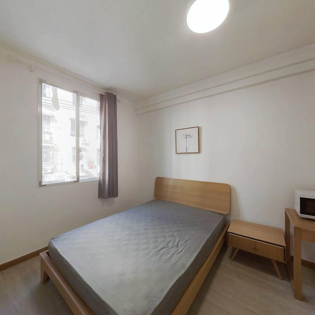 整租·凤城二村 1室1厅 北卧室图