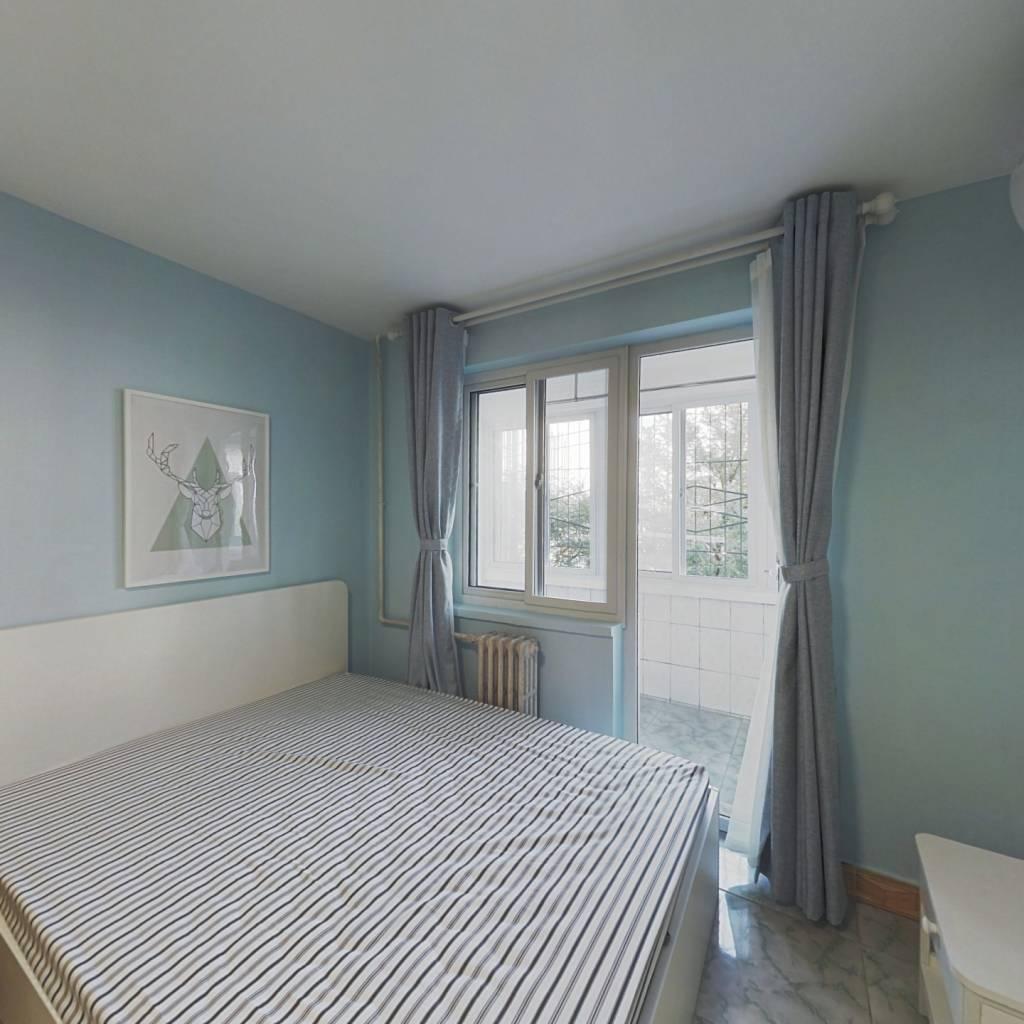 整租·芳园南里西区 1室1厅 南卧室图