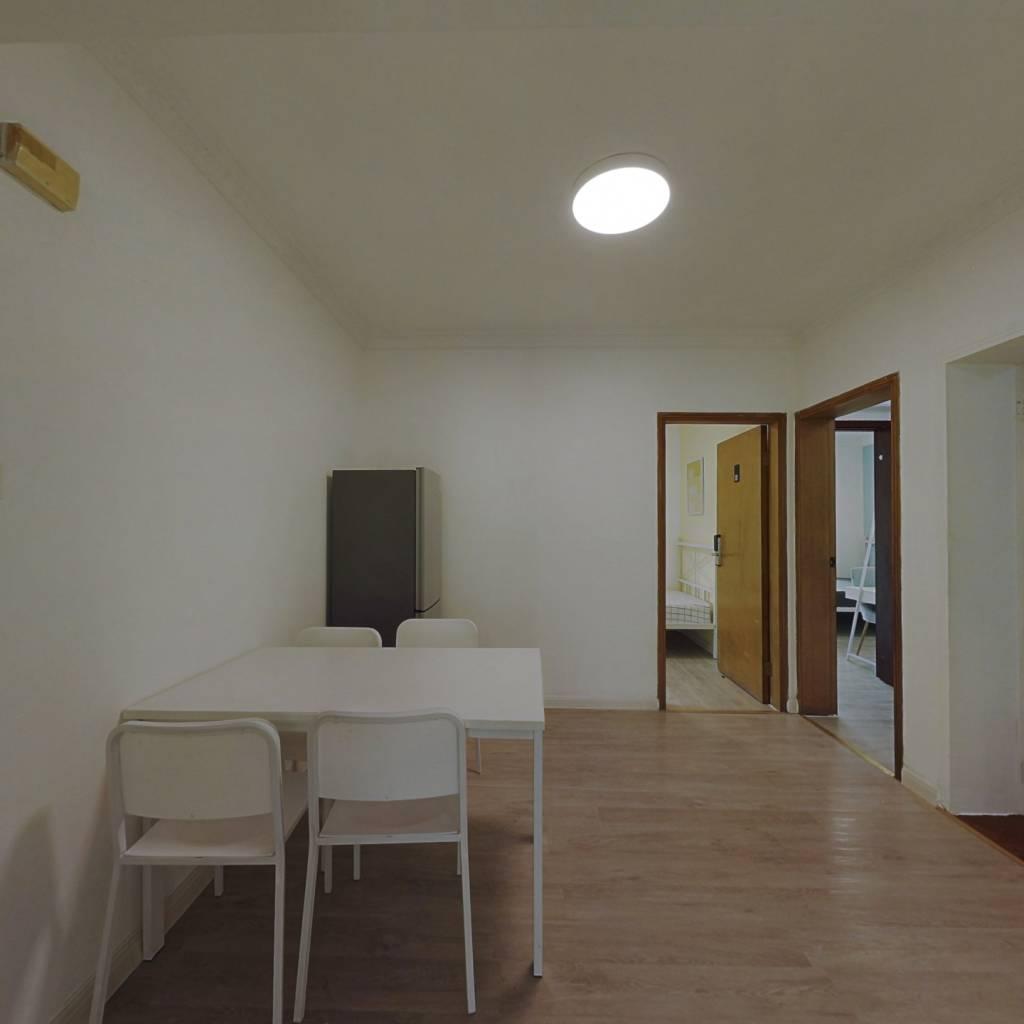 合租·彩虹居 4室1厅 东卧室图