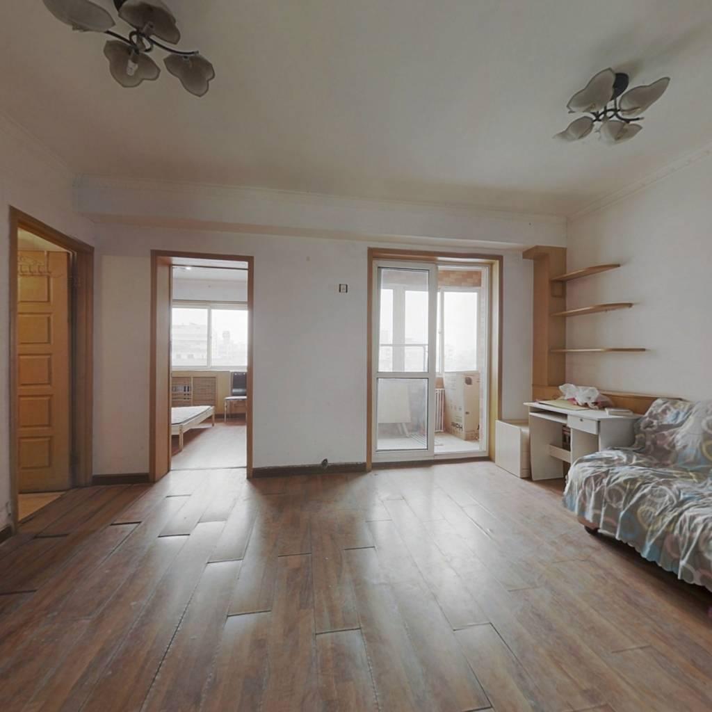 2001年建成,滨河西里,满五年唯一,明厅两居室